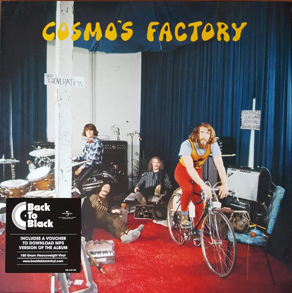 Creedence Clearwater Revival - Cosmo's Factory (Vinyl, LP)