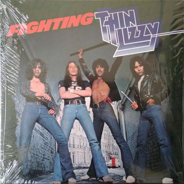 Thin Lizzy - Fighting (Vinyl, LP)