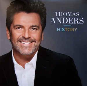 Thomas Anders - History (Vinyl, LP)