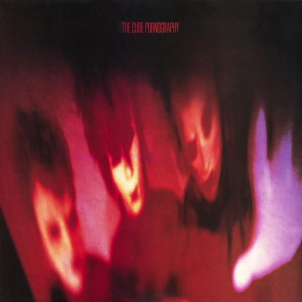 The Cure - Pornography (Vinyl, LP)