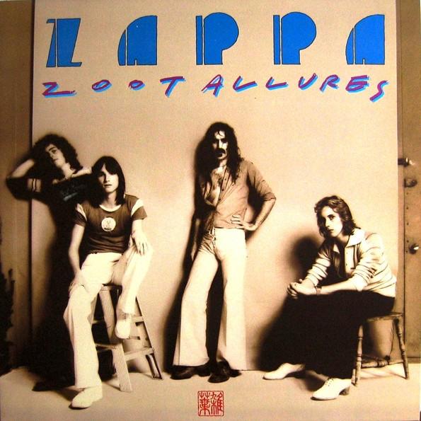 Frank Zappa - Zoot Allures (Vinyl, LP)
