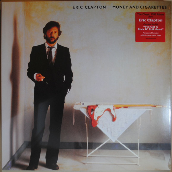 Eric Clapton - Money And Cigarettes (Vinyl, LP)