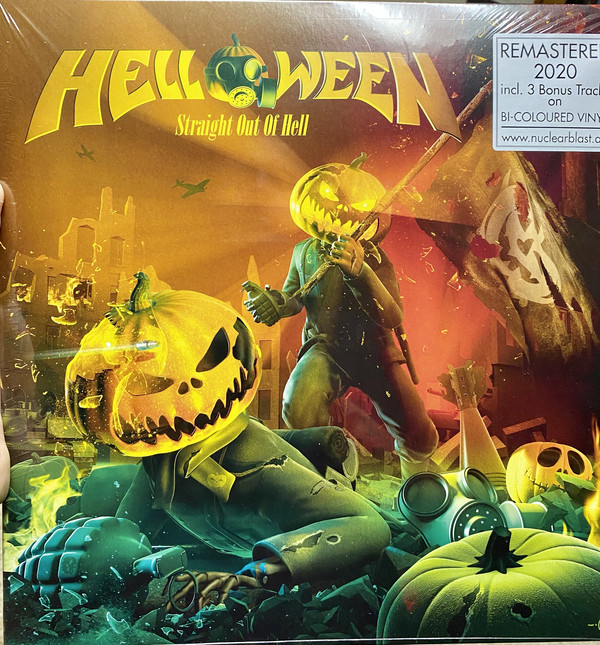 Helloween - Straight Out Of Hell (Vinyl, LP)
