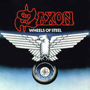 Saxon - Wheels Of Steel (Vinyl, LP)