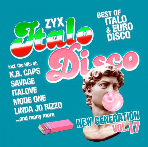 Сборник – ZYX Italo Disco New Generation Vol. 17 (2d) (2020)