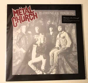 Metal Church - Blessing In Disguise (Vinyl, LP)