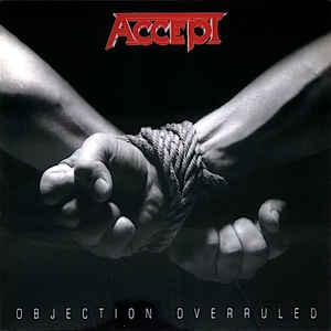 Accept - Objection Overruled (Vinyl, LP)