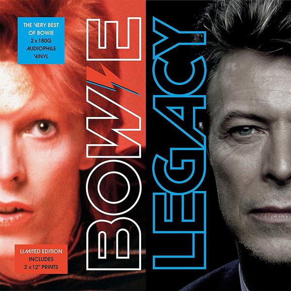 David Bowie - Legacy (Vinyl, LP)
