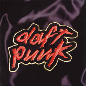 Daft Punk - Homework (Vinyl, LP)