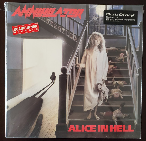 Annihilator - Alice In Hell (Vinyl, LP)