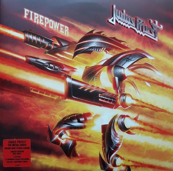 Judas Priest - Firepower (Vinyl, LP)