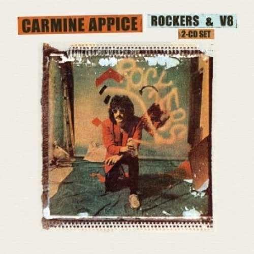 Carmine Appice - Rockers & V8 (2cd) (2020)