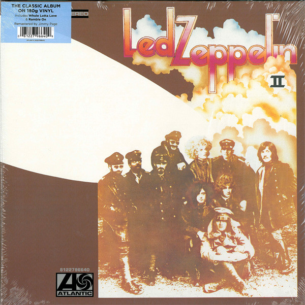 Led Zeppelin - Led Zeppelin II (Vinyl, LP)
