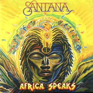 Santana - Africa Speaks (Vinyl, LP)