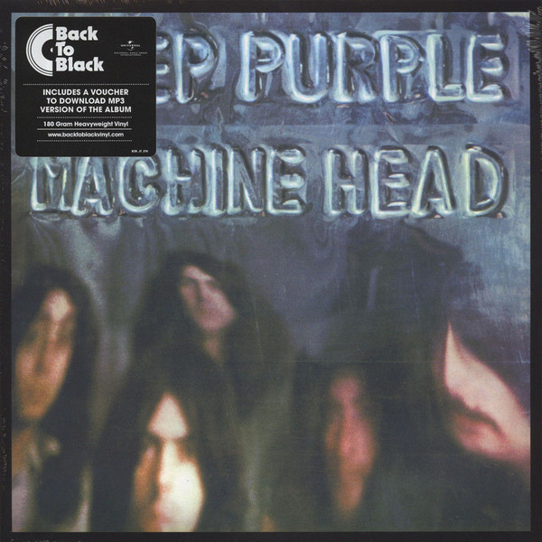 Deep Purple - Machine Head (Vinyl, LP)