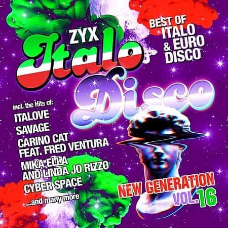 Сборник - ZYX Italo Disco New Generation Vol. 16 (2d) (2020)