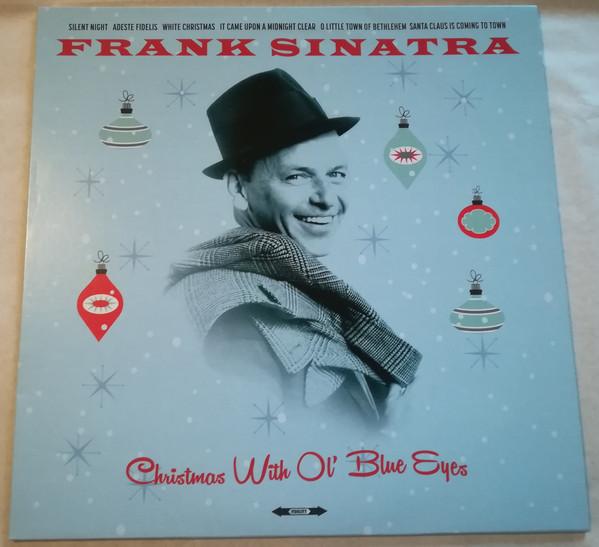 Frank Sinatra - Christmas With Ol' Blue Eyes (Vinyl, LP)