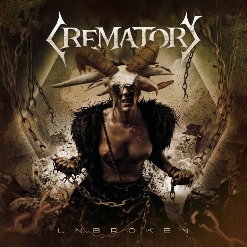 Crematory - Unbroken (2020) (digipak)