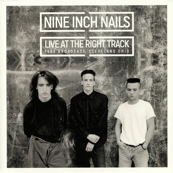 Nine Inch Nails - Live At The Right Track (Vinyl, LP)