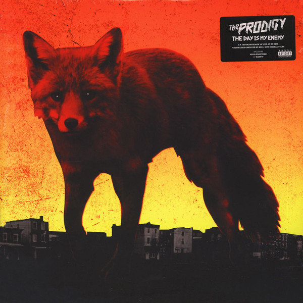 The Prodigy - The Day Is My Enemy (Vinyl, LP)
