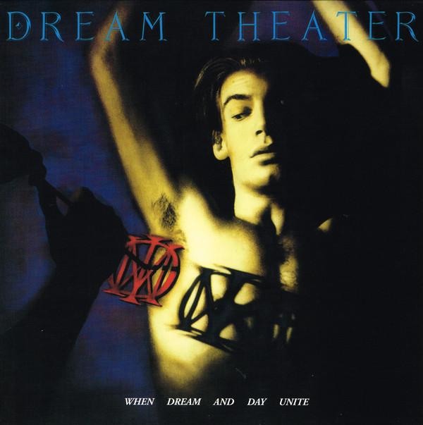 Dream Theater - When Dream And Day Unite (Vinyl, LP)
