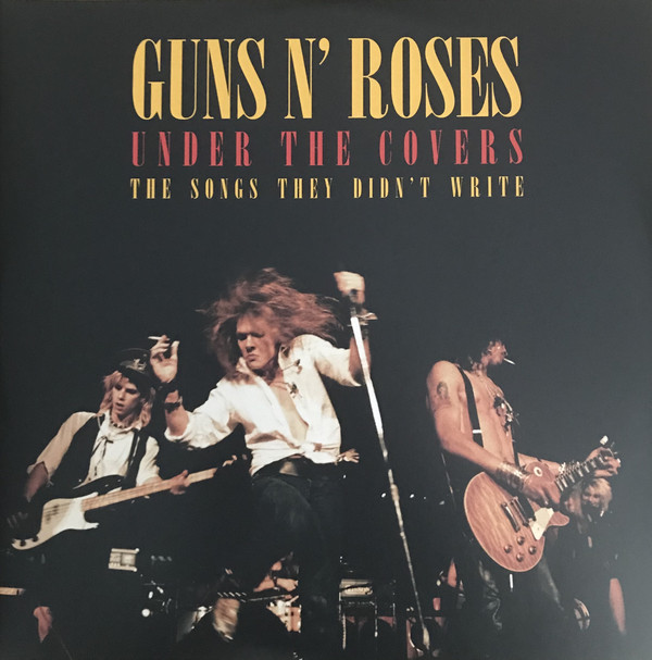 Guns N' Roses - Under The Covers (Vinyl, LP)