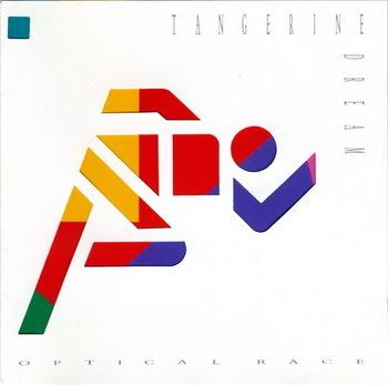 Tangerine Dream – Optical Race (1988)