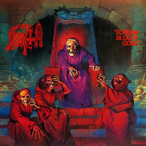 Death - Scream Bloody Gore (1987)