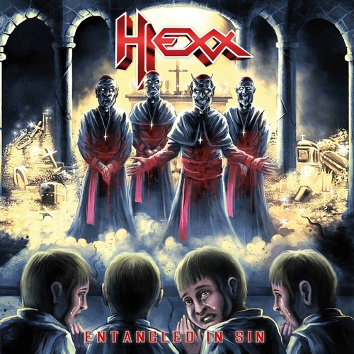 Hexx - Entangled in Sin (2020)