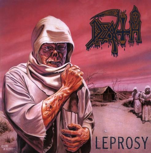 Death - Leprosy (1988)