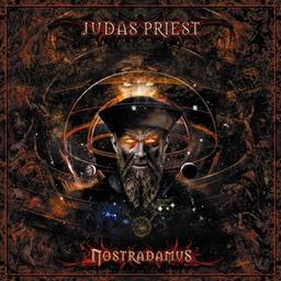 Judas Priest – Nostradamus (2cd, 2008)