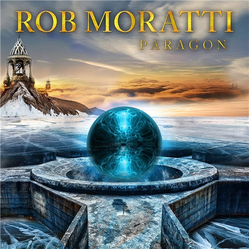 Rob Moratti - Paragon (2020)