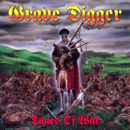 Grave Digger – Tunes Of War (1996)