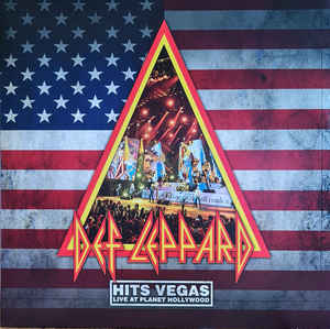 Def Leppard - Hits Vegas - Live At Planet Hollywood (Vinyl, LP)