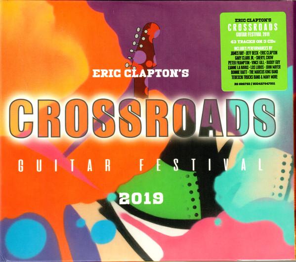 Eric Clapton - Eric Clapton's Crossroads Guitar Festival 2019 Part 1& 2 (2cd) (2020)