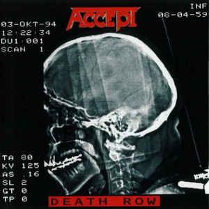 Accept - Death Row (Vinyl, LP)