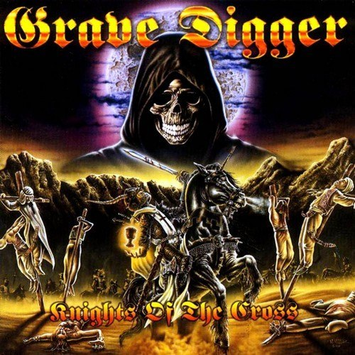 Grave Digger – Knights Of The Cross (1998)