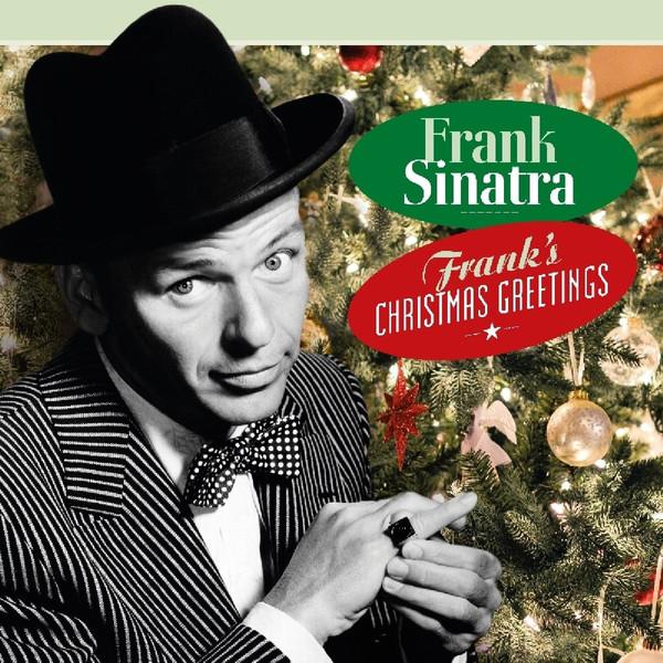 Frank Sinatra - Frank's Christmas Greetings (Vinyl, LP)