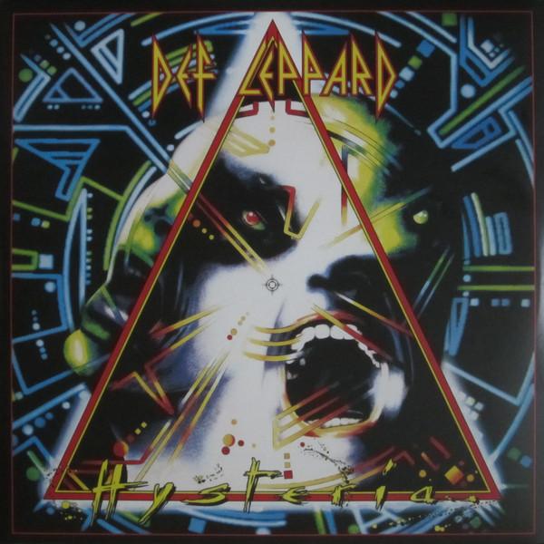 Def Leppard - Hysteria (Vinyl, LP)