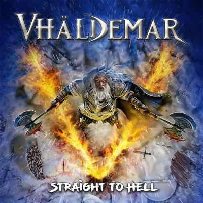 Vhaldemar - Straight to Hell (2020)