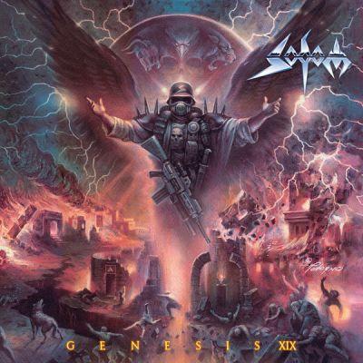 Sodom - Genesis XIX (2020)