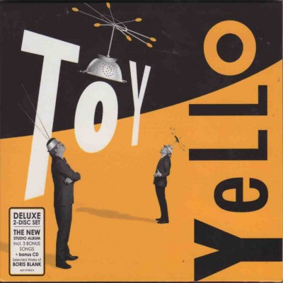 Yello – Toy (2cd, Digipak) (2016)