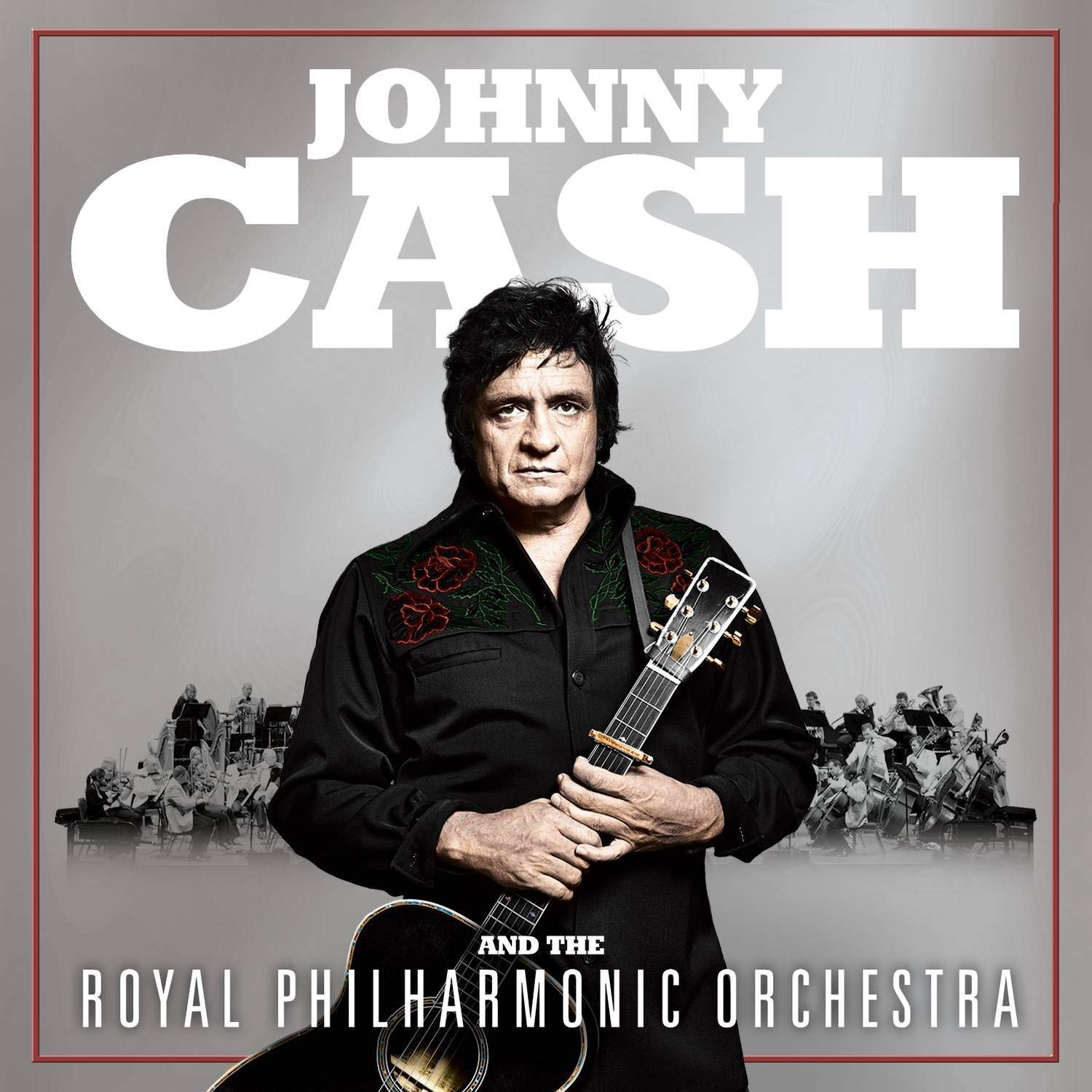 Johnny Cash - Johnny Cash And The Royal Philharmonic Orchestra (2020)