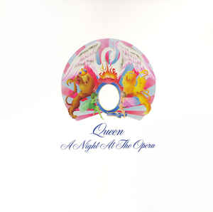Queen - A Night At The Opera (Vinyl, LP)