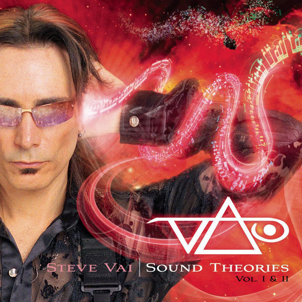 Steve Vai - Sound Theories Vol. I & II (2007)