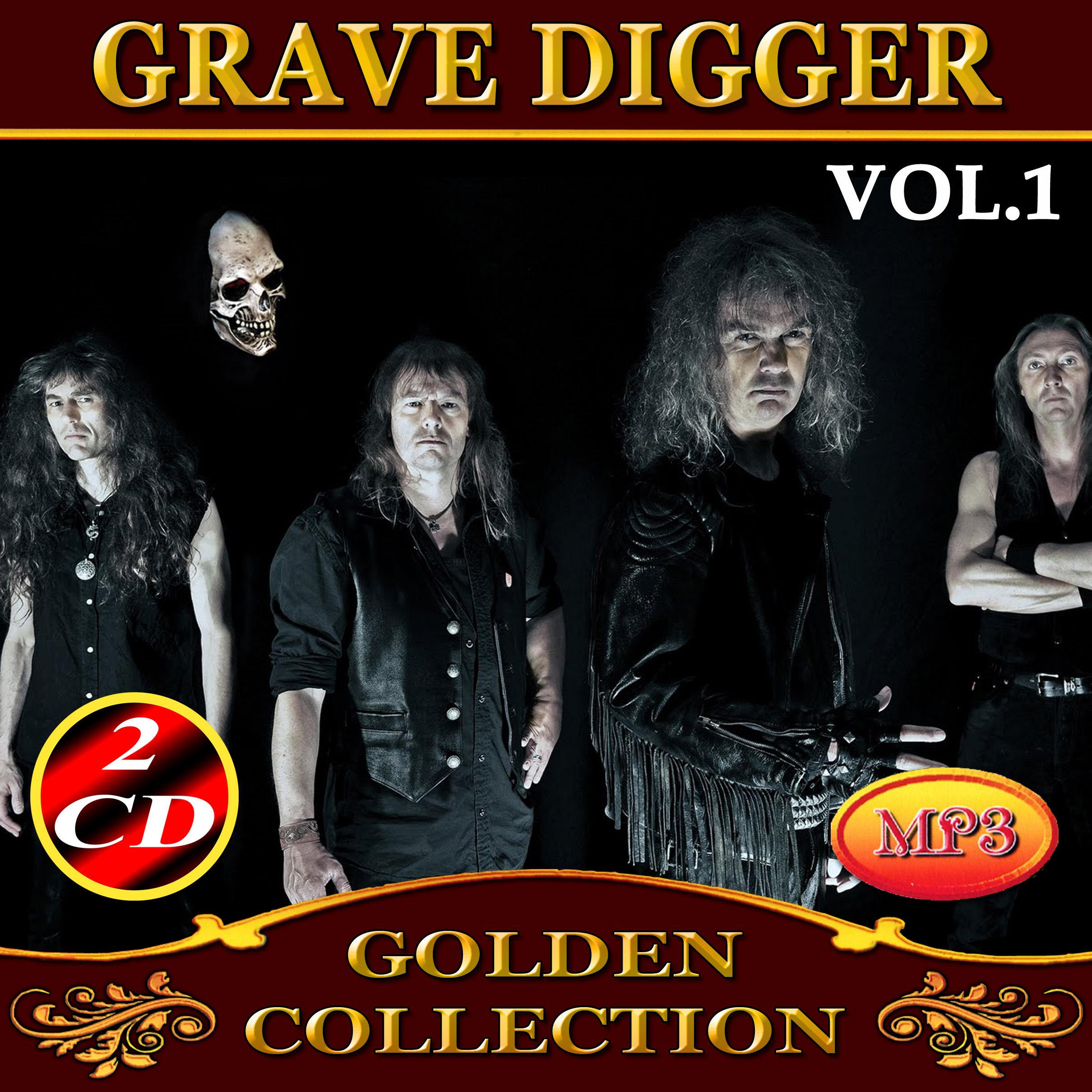 Grave Digger 1ч2cd [mp3]