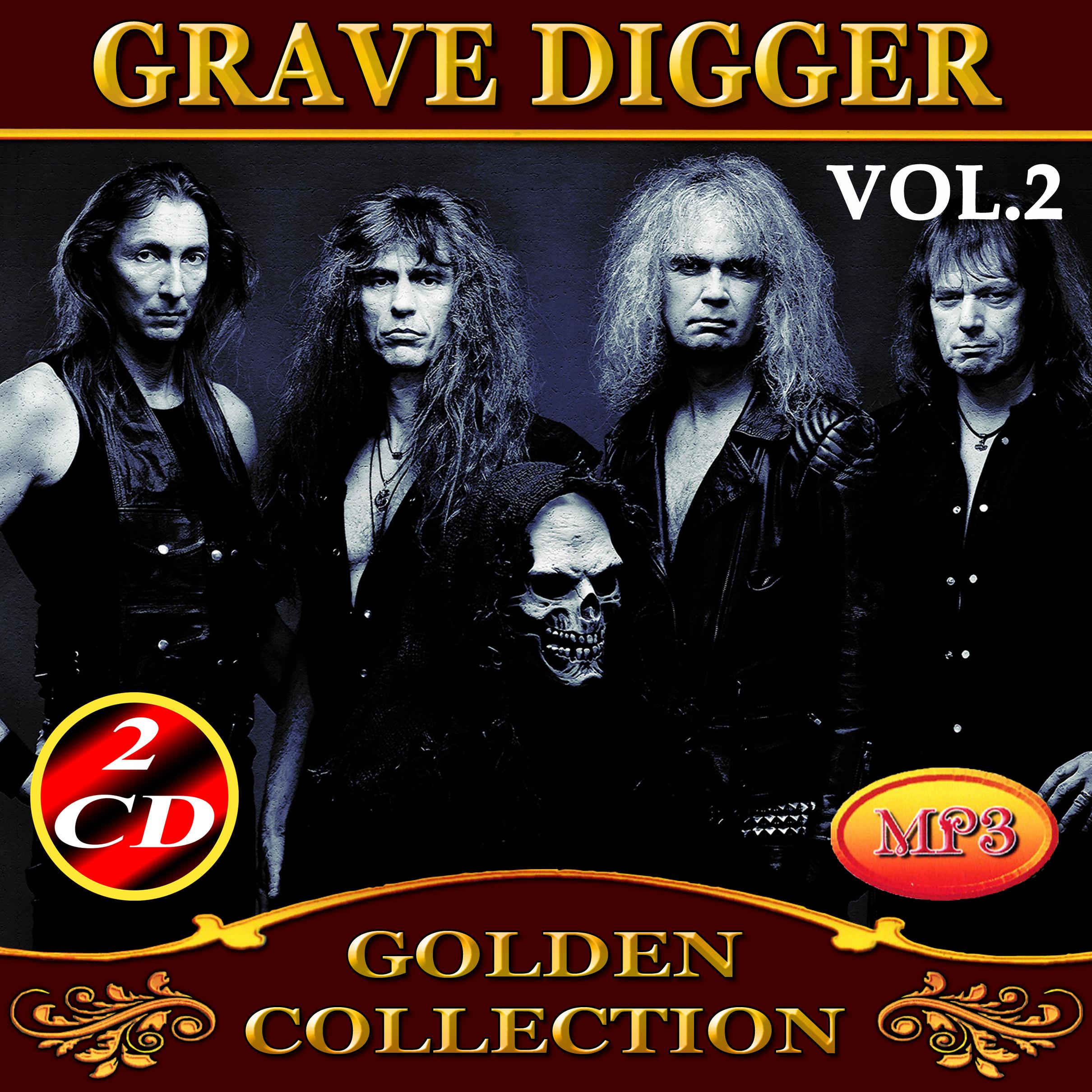 Grave Digger 2ч2cd [mp3]