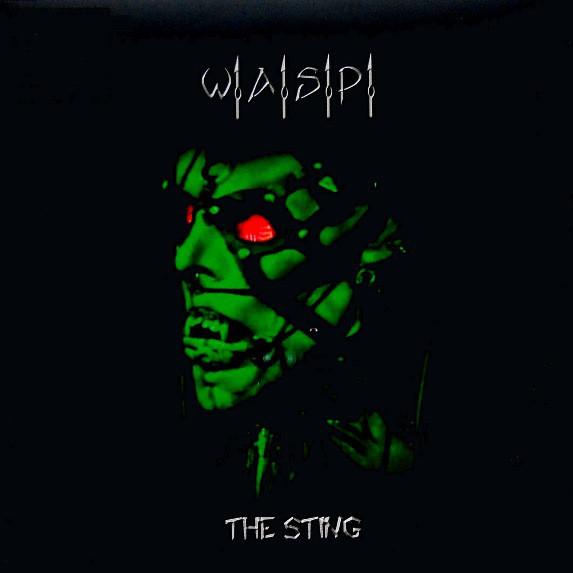 W.A.S.P. - The Sting (Vinyl, LP)