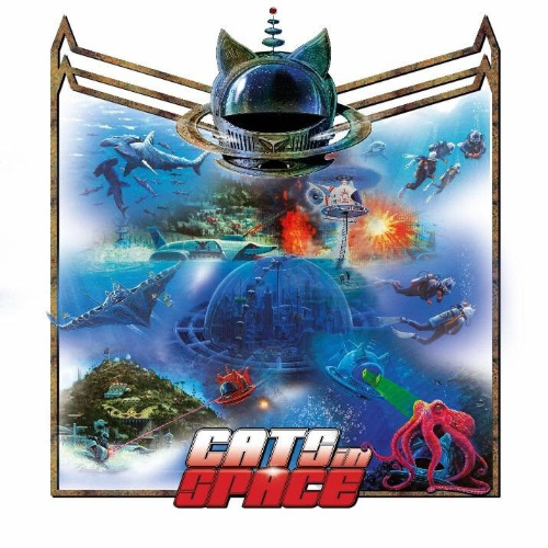 Cats In Space - Atlantis (2020)