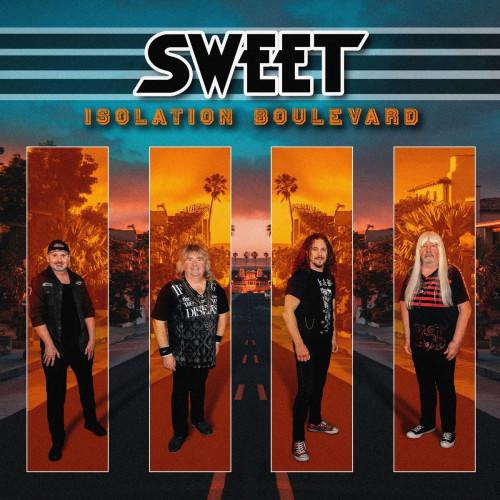 The Sweet - Isolation Boulevard (2020)